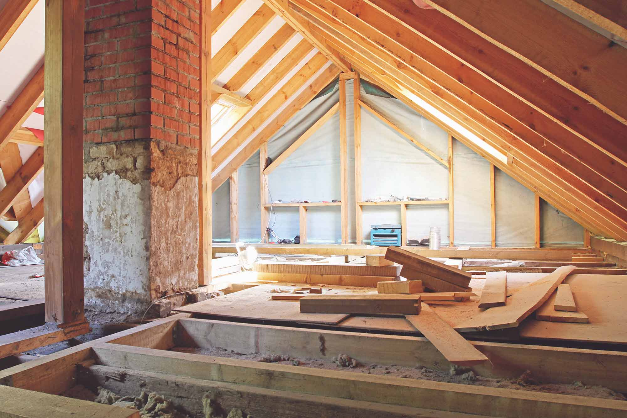 Loft Conversion Glasgow